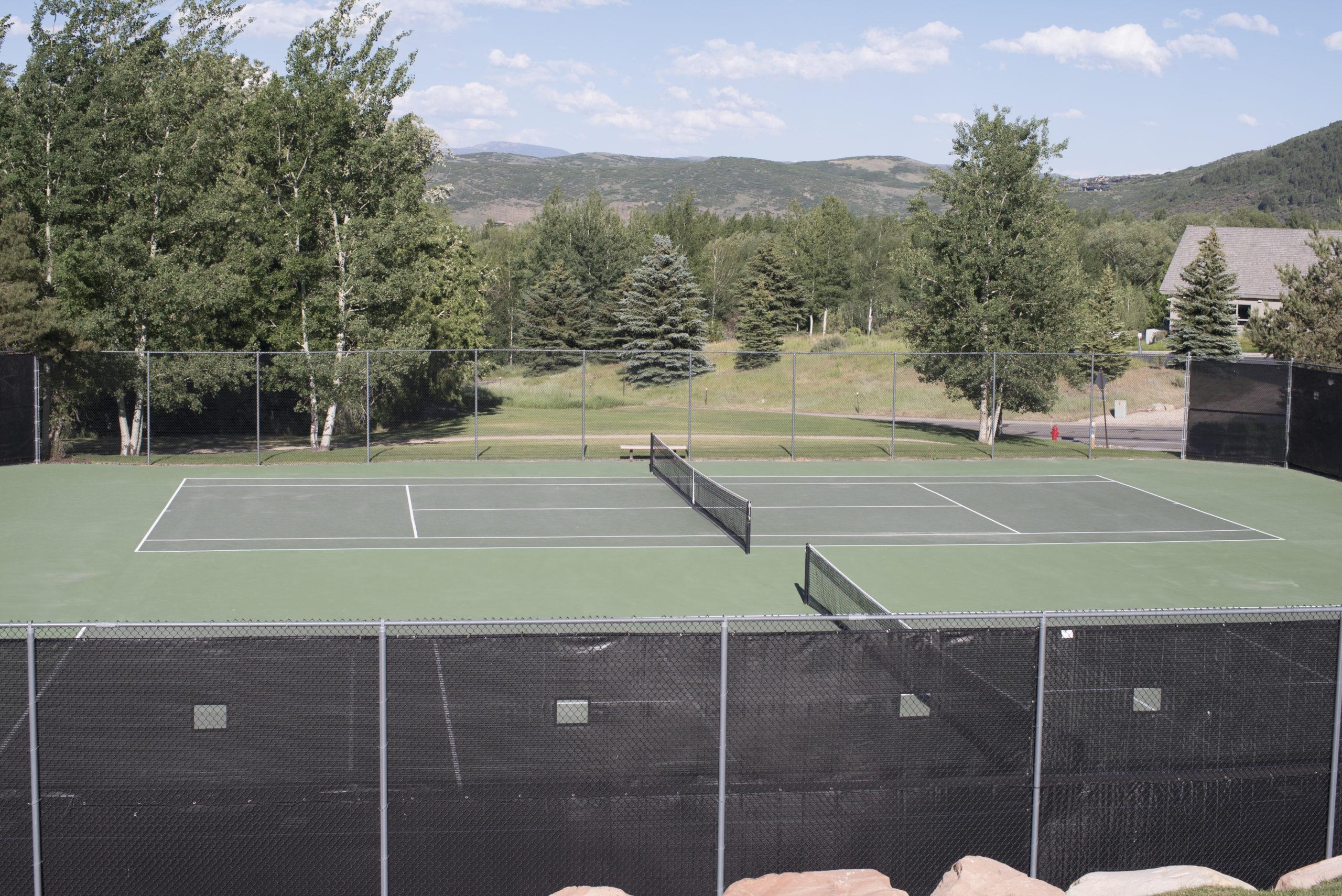 Sun Peak Tennis Courts